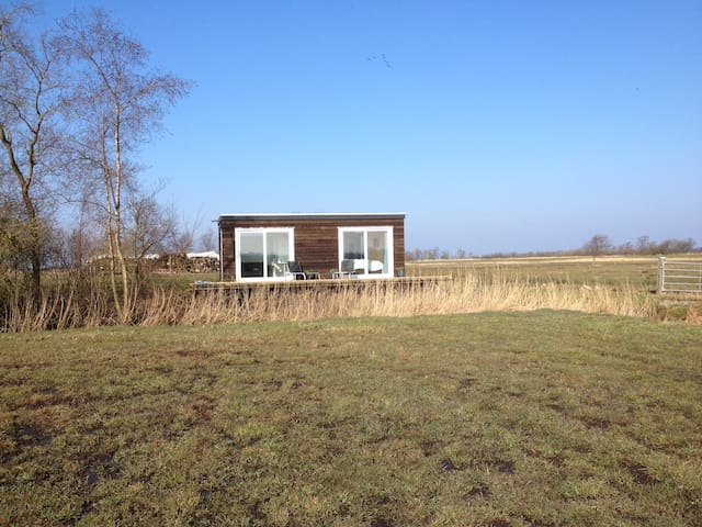 Tiny house - Oudega Gem Smallingerlnd