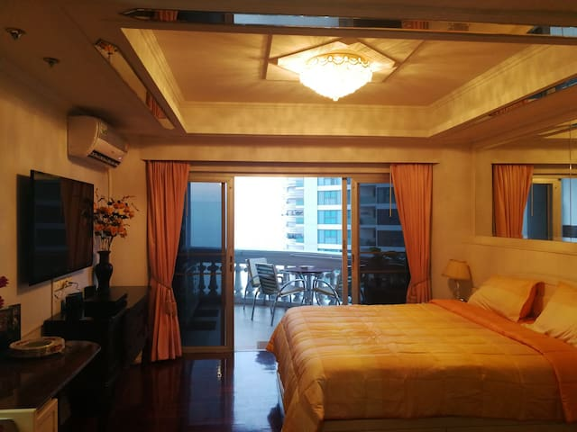 芭提雅豪华海边公寓 Pattaya luxury Strandhuis Apartments 2