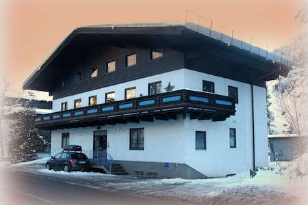 Beautiful, family chalet apartment. - Saalbach-Hinterglemm - 公寓