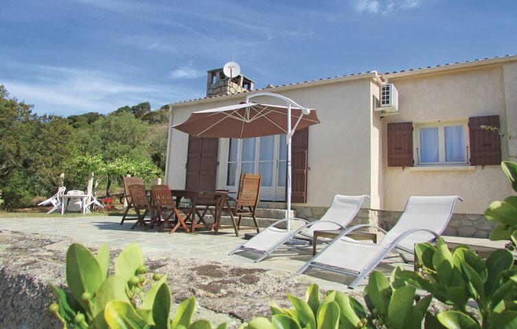 Villa avec vue mer, Calcatoggio, Corse du Sud
