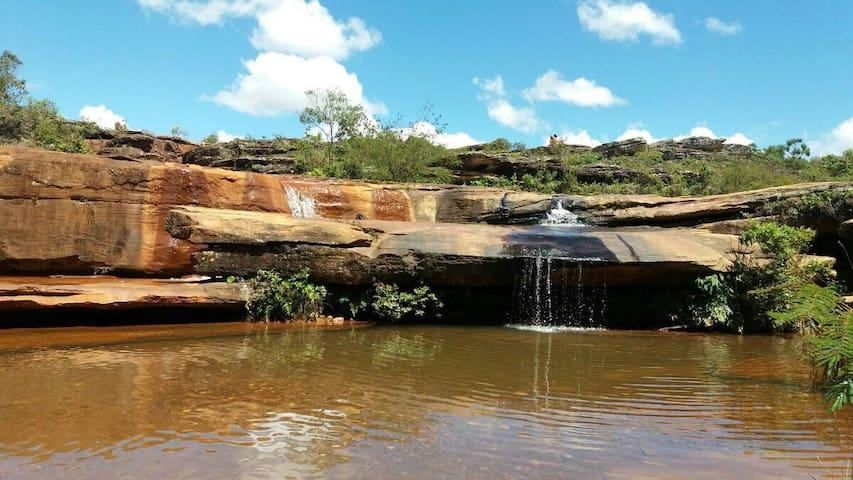 Casa perto de cachoeiras/Cozy home near waterfalls - Ouro Preto - Casa