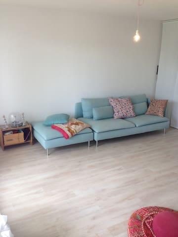 Schöne helle Wohnung im Stühlinger