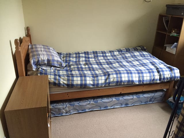 North Cotswold Single Bed Room - Shipston-on-Stour