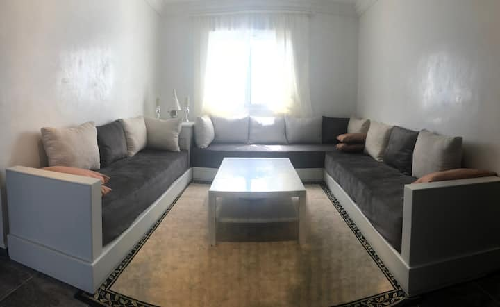 Appartement Bouznika plage