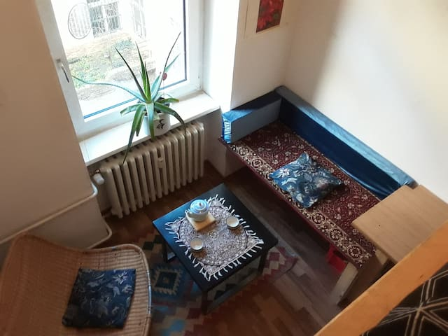 Room feature in the heart of Neukölln