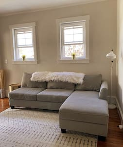 Clean, Private Bedroom in a Great Location