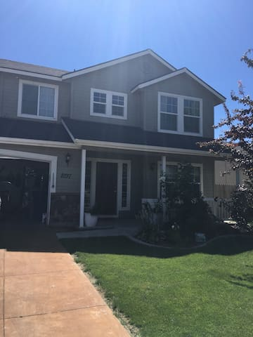 2BR/1BA Upstairs all to yourselves! - Nampa - Hus