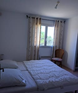Chambre privée dans villa spacieuse et ensoleillée - Saint-Mathieu-de-Tréviers