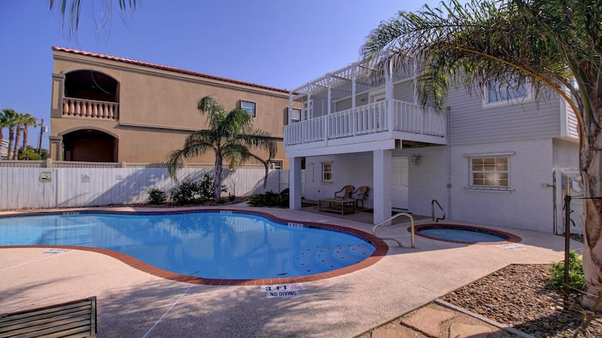 Family-Friendly South Padre House - South Padre Island - House