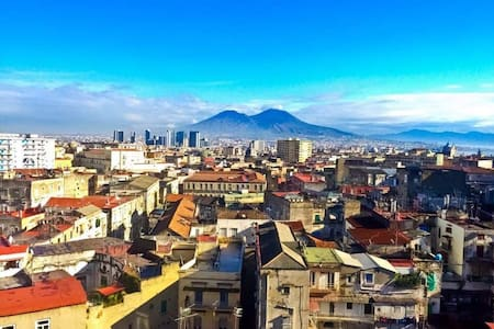 A casa di nonna Loc. Turistica a soli9km da Napoli