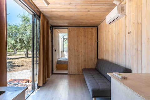 NEW* Dream Box Cottage - 50 m From BEACH +Parking