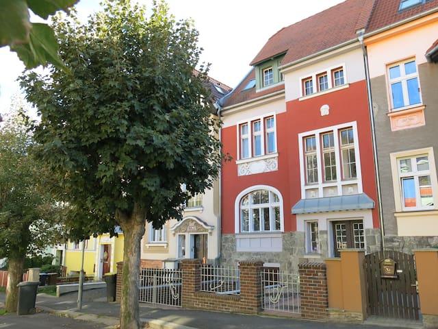 Luxury apartment Hortensia Teplice near spa - Teplice - In-law