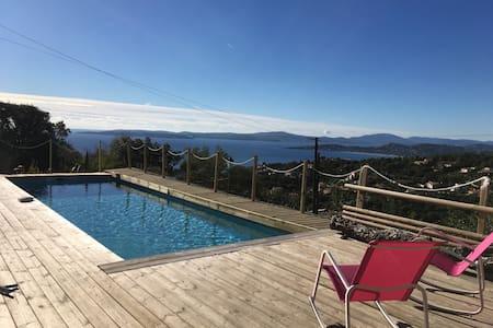 Villa Marcelline Beautiful view sea - Private pool