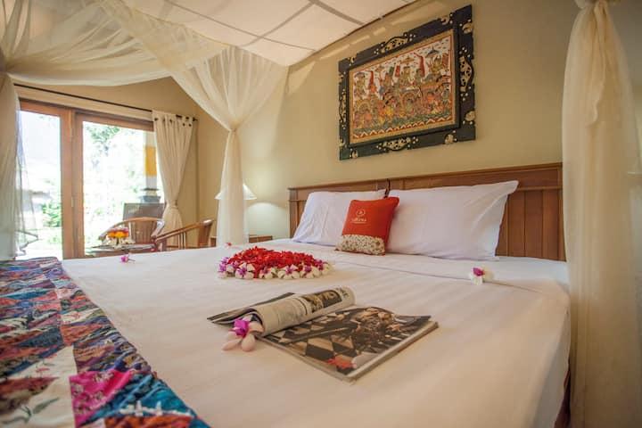 Suite room garden & Hills vew