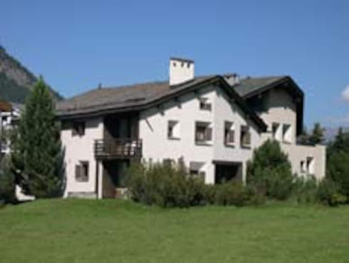 Appartamento di vacanza a Sils Maria - Wohnung 1