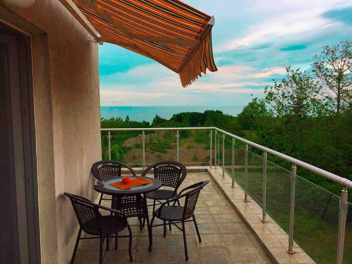 Apartment Panoramic View
