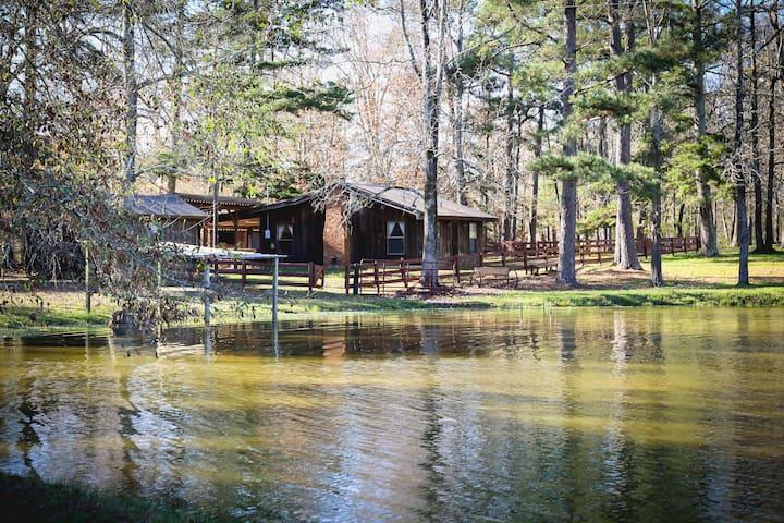 The Hideaway Cabin