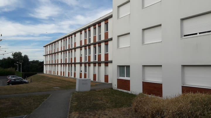 T1bis 29m² avec parking proche Nantes