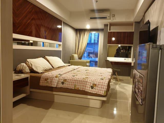 Apartemen Studio Louis Kienne Pandanaran #851