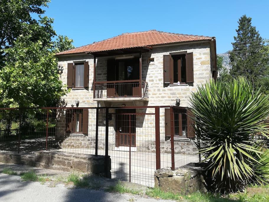 H Bίλα Φτέρη - Villa Fteri