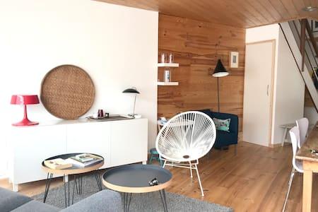 Tolles Haus mit Terrasse & Wifi