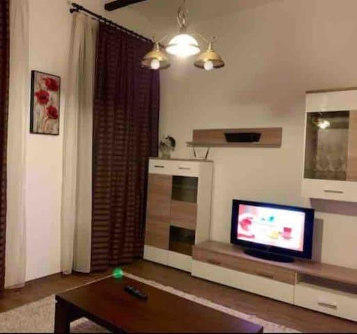 Apartament Sofia Luxury....in inima Brasovului