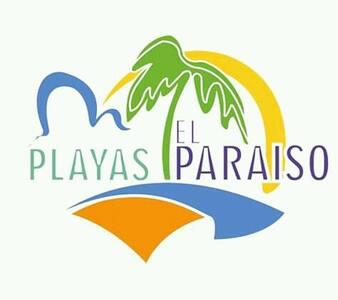Titulo Playas el paraiso