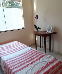 quarto + suite para 01 pessoa