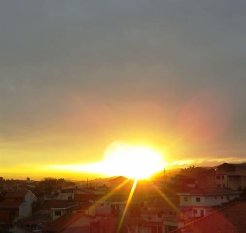 Casa com vista para o por do sol - São Paulo - Ev
