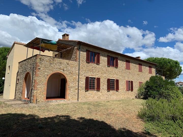 Toscana, amanti del verde, 6 pax