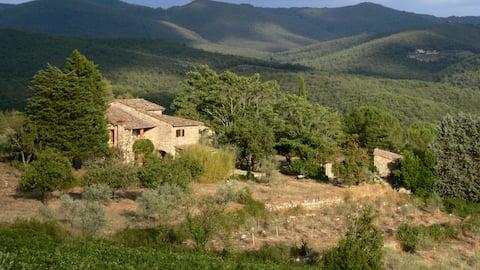 BERTINGA - charming farm house in pure nature