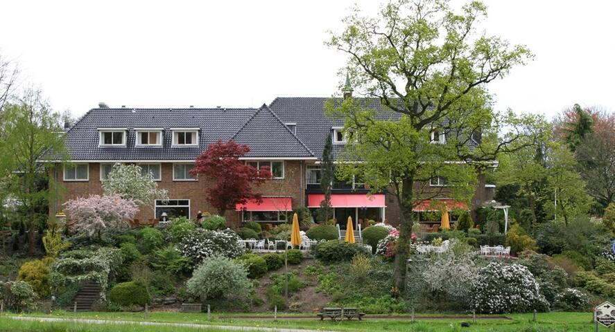Hotel Wyllandrie in Ootmarsum - Twente