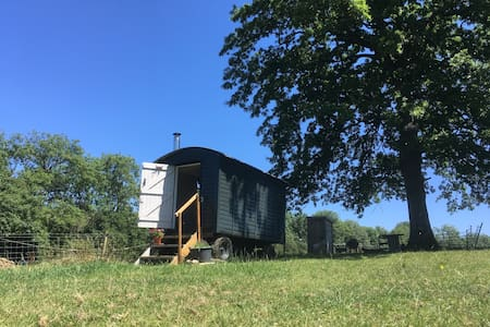 Chilstock Shepherds Hut