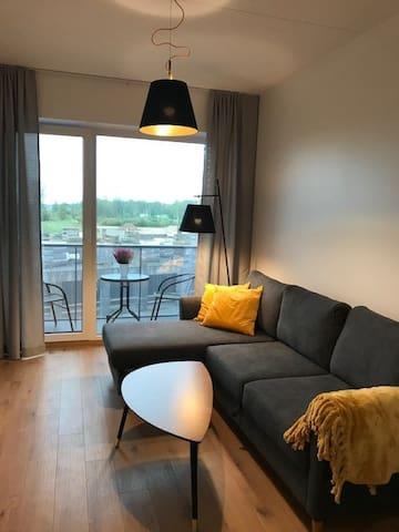 Comfortable, new apartment on the border of Tartu