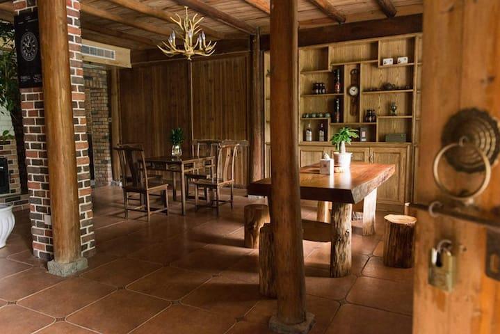 位于中国美丽乡村-安吉,一起聆听大自然的呼吸/安吉报福驿号客栈 - Huzhou - House