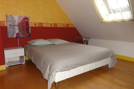 La Jacquerie - Mardié - Bed & Breakfast