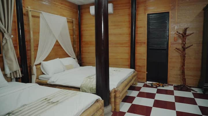 Ti Ni Homestay, Double Room