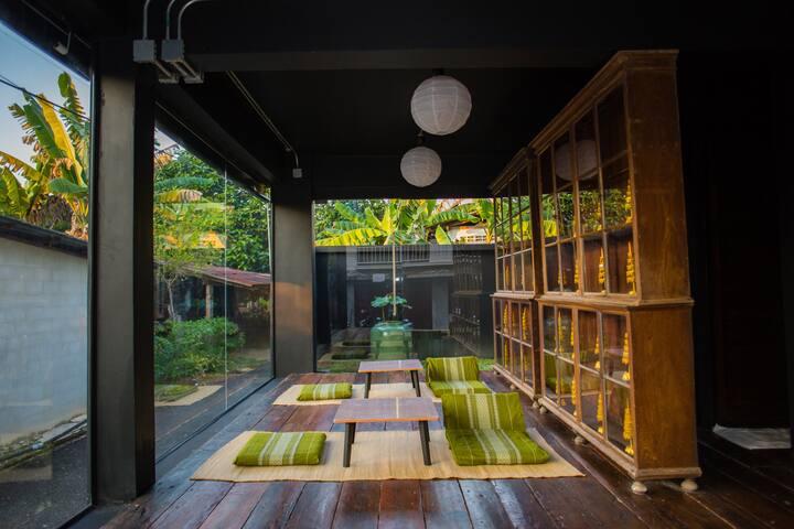 Trat 101 Hotel: Garden Suite 1