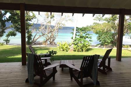 Exclusive private island retreat - Moso - Casa