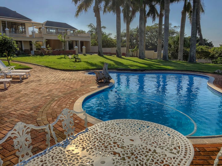 Palm Tree Manor Margate KZN - Room Protea