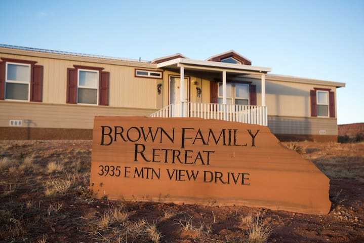 The Brown Family Retreat