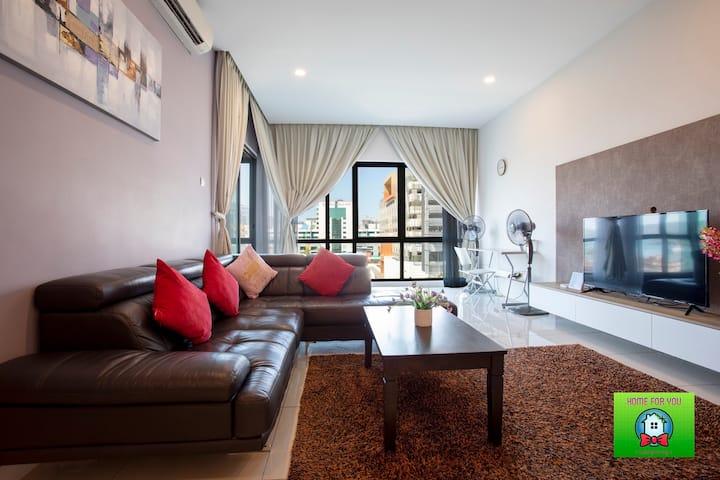 Imago@The Loft,3Rooms 沙巴时尚-3房高级公寓|Kota Kinabalu