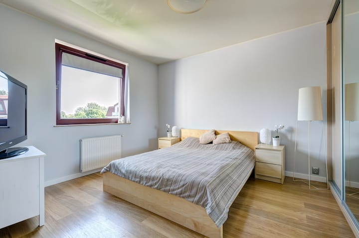 Apartment Sopot near city center