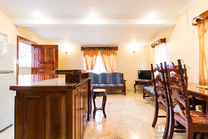 Spacious 2 bedroom Apt in downtown San Ignacio