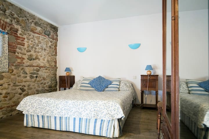 Chambre d'hôte bleue - Saint-Nazaire - Bed & Breakfast