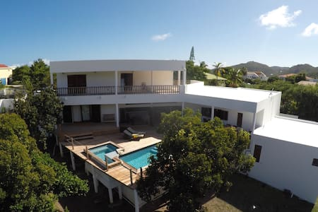 DAWN BEACH  VILLA CONTEMPORAINE - Upper Prince's Quarter - Vila
