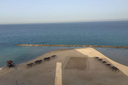 2 Minutes From The Beach - חיפה