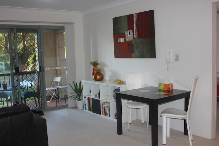 Lovely 1 Bedder/Nette 1 Zimmerwohnung-CHATSWOOD - Chatswood - Apartmen