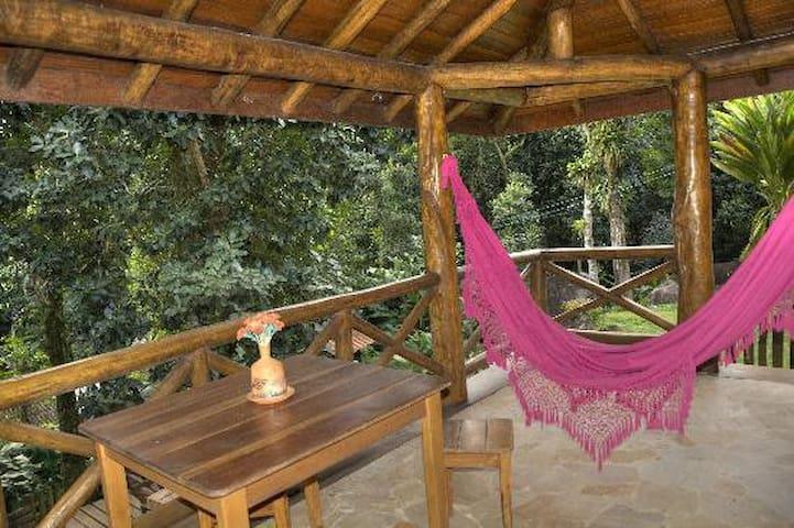 suítes junto à natureza - Angra dos Reis - Bed & Breakfast