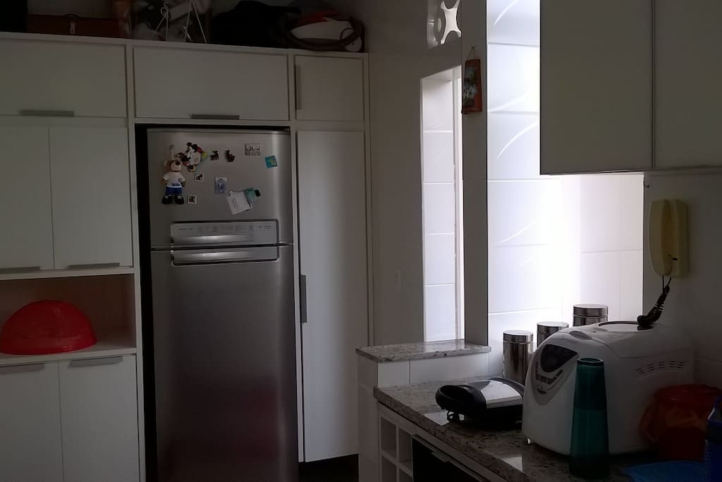 Cozinha(compartilhada)